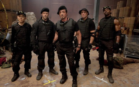 The Usual Motley Collection of Mercenaries